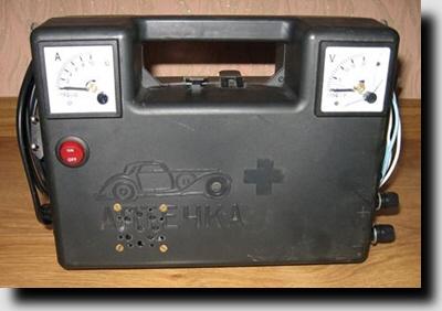 Зарядное устройство своими руками - схема