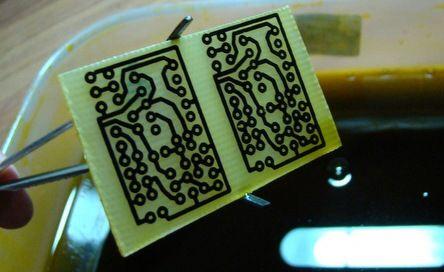 Электронное реле поворотов + печатная плата и ее изготовление своими руками