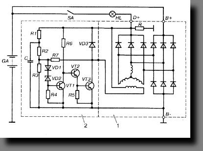 Рис.9 Схема регулятора