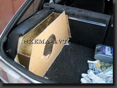 Сабвуфер своими руками в авто фото