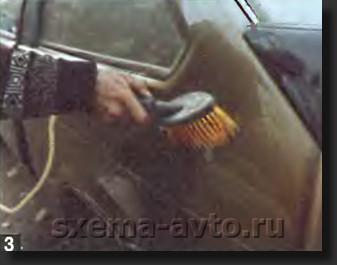 Автомойка из канистры своими руками