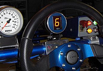 индикатор передач