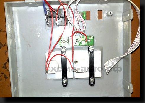 Сетевая обмотка трансформатора