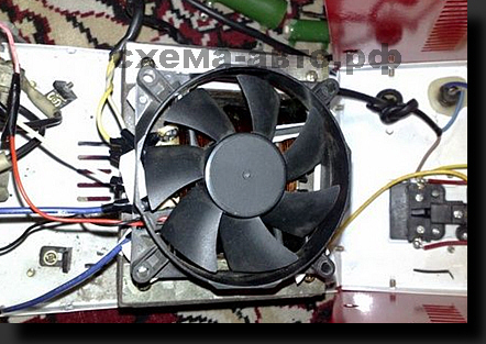 Переменный резистор для схемы