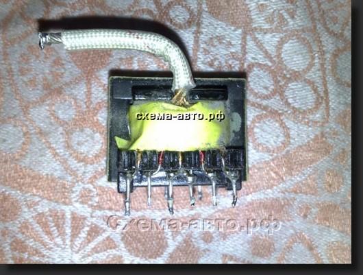 трансформатор в инвертор