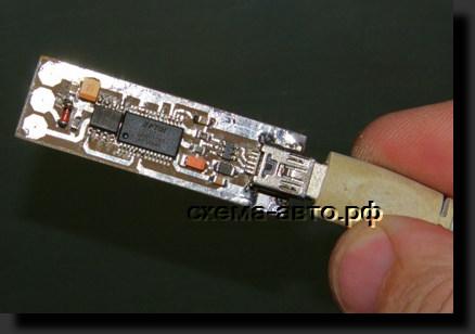 Адаптер K-Line - USB для автодиагностики своими руками.