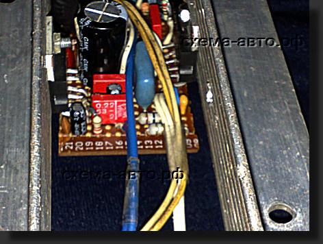 Автомобильный усилитель на микросхеме 2005 своими руками фото