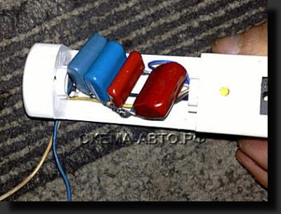 Простейшее Зарядное устройство схема