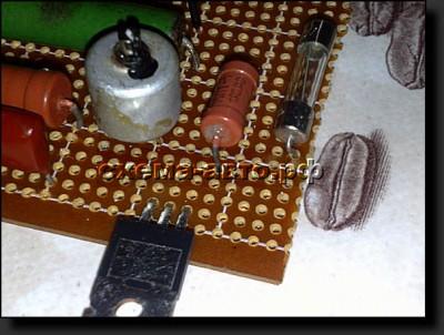 Мощное зарядное устройство для аккумуляторов