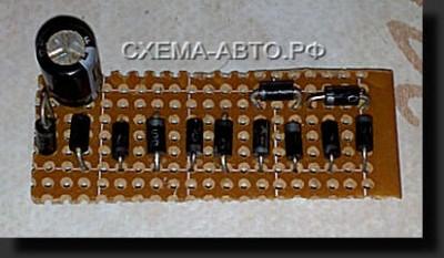 Зарядное устройство-для пальчиковых аккумуляторов фото