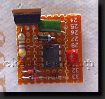 Регулятор оборотов для вентилятора фото
