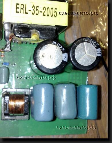 инвертор 12-220 Вольт на 100 ватт