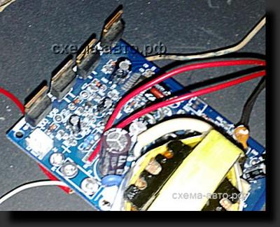 инвертор 12-220 Вольт
