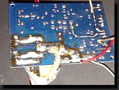 промышленный инвертор 12-220 Вольт фото