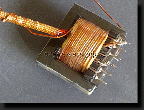 Трансформатор своими руками на 12 вольт