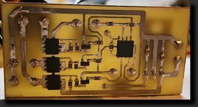 Контроллер своими руками стробоскоп
