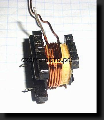 Простое зарядное устройство для АКБ
