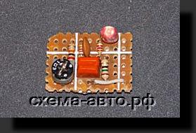 Простой и высокоточный индикатор разряда АКБ