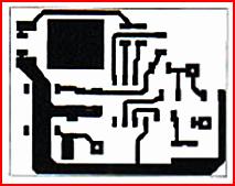 Автомобильное реле напряжения с термокомпенсацией.