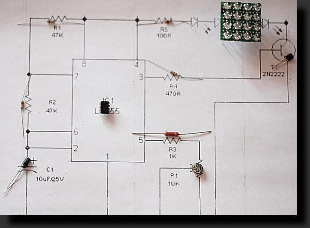 Стробоскопы на светодиодах для установки зажигания своими руками