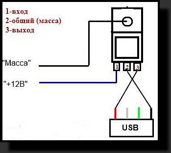 Как подключить usb к магнитоле без usb своими руками