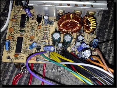 Зу для автомобильного аккумулятора из ATХ