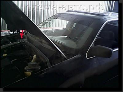 фар на Ford Scorpio