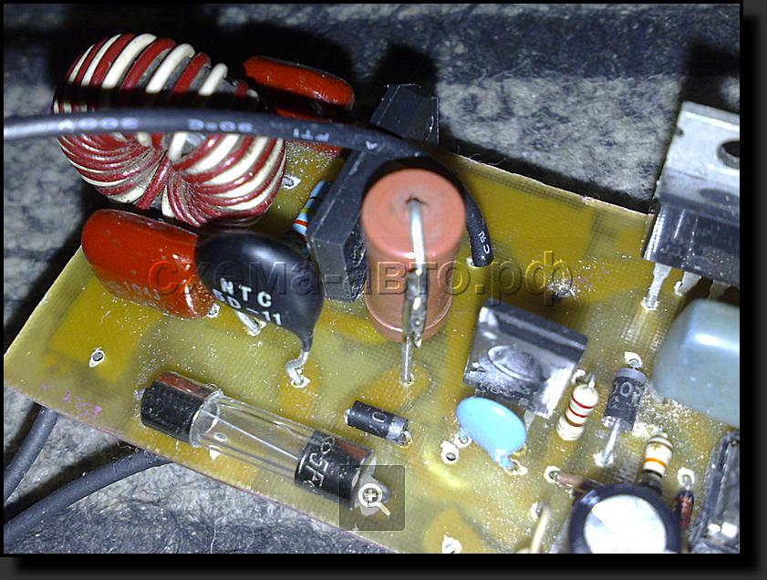 время заряда конденсаторов
