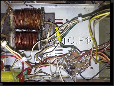 Мощное импульсное зарядное устройство