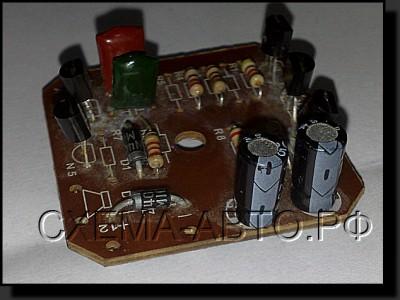 Очень громкая сирена на транзисторах