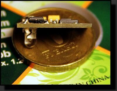 Двухпроводной фотосенсор, мощный и маленький фото