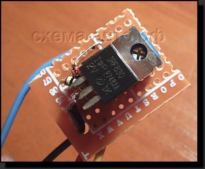 Контроллер для ДХО без