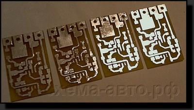 Димер для светодиодов на микроконтроллере Attiny25