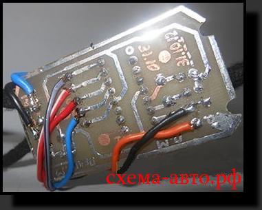 Крякалка на PIC контроллере