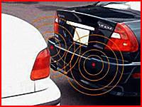парковочного радара