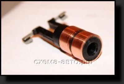 Капремонт генератора и подключение многофункционального регулятора напряжения.