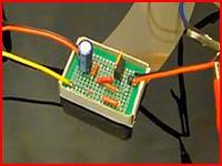 Схема позволяет плавно включать/выключать фары со временным интервалом 3-4 секунд, т.е. 3-4 секунды уйдет на полное загорание/потухание фар.