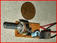 ШИМ - управление очень часто применяется для управления двигателями постоянного тока, от детских электромобилей до регулировки оборотов кулера.