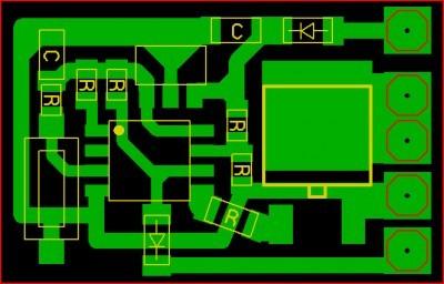Вежливая подсветка на микроконтроллере ATtiny13