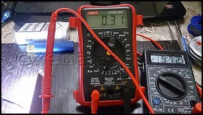 Стабилизатор для светодиодов с ограничения по току