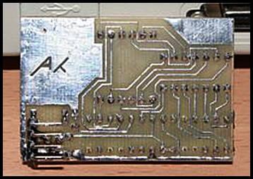 Простой цифровой спидометр на микроконтроллере ATmega8