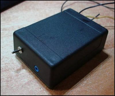 Цветомузыка на микроконтроллере Attiny45 в авто