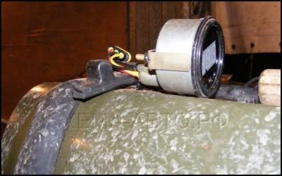 Дополнительный датчик включения вентилятора