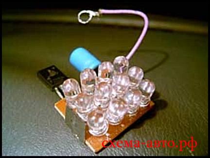 Плавное вкл/выкл подсветки