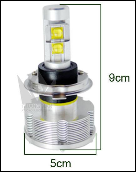 Светодиодные лампы для авто своими руками