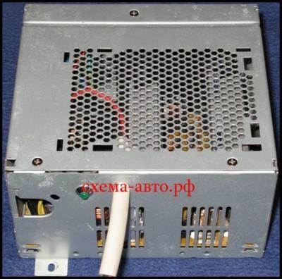 Автомобильное зарядное устройство из блока питания компьютер