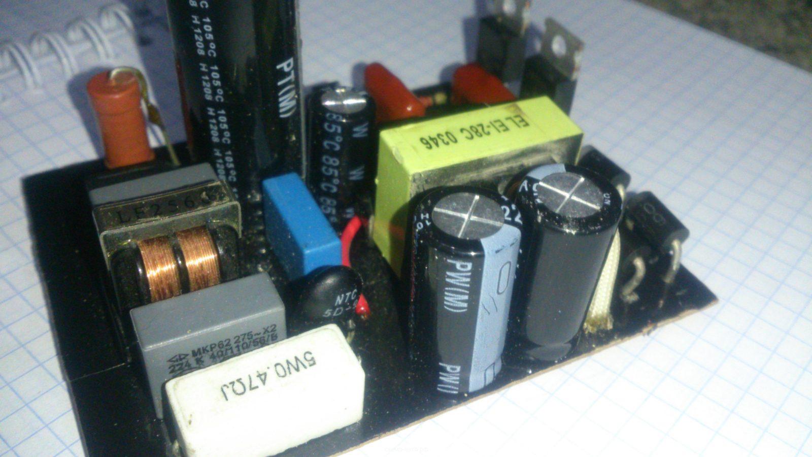 Блок питания 5 вольт 5 ампера своими