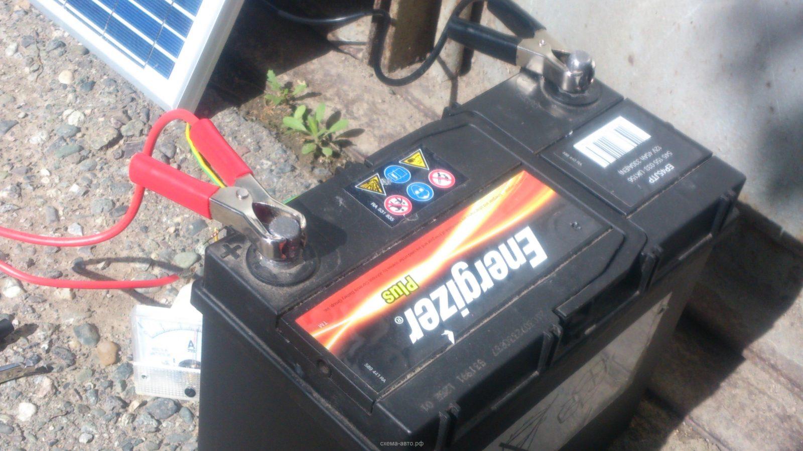 Ремонт банки аккумулятора автомобиля своими руками 13