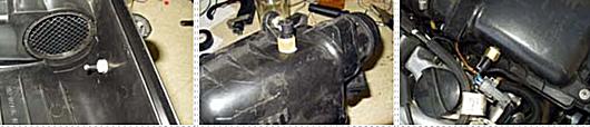 Изготовление датчика температуры воздуха (ДТВ) из ДТОЖ ВАЗ