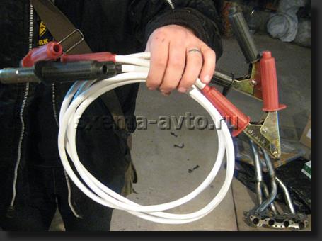 Как использовать автомобильные провода прикуривателя